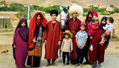 Turkman Tribes in Iran