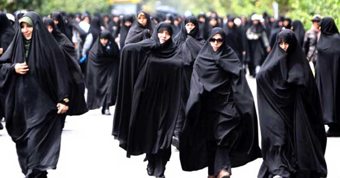 Iranian women clothing