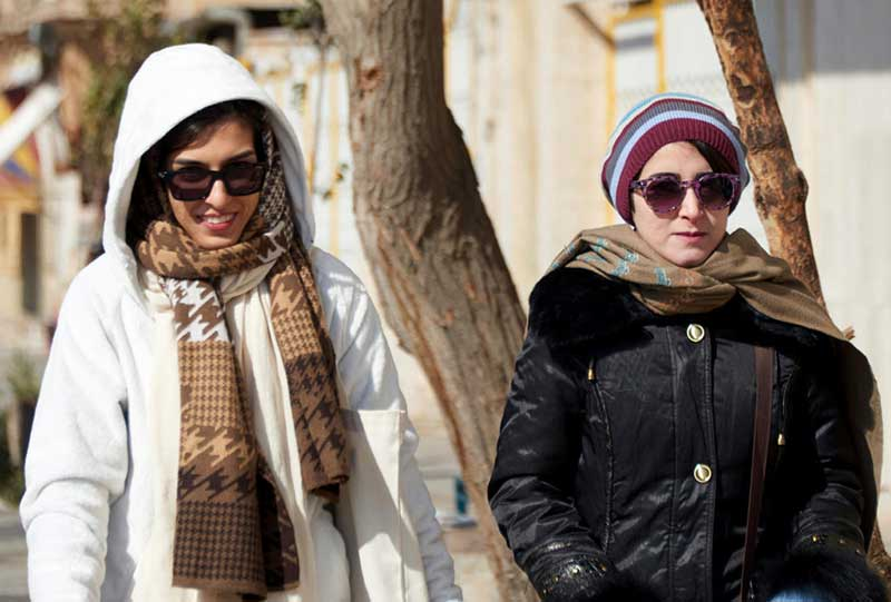 cold-weather-clothing-for-women-in-Iran