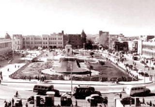 Baharestan Square Tehran Iran