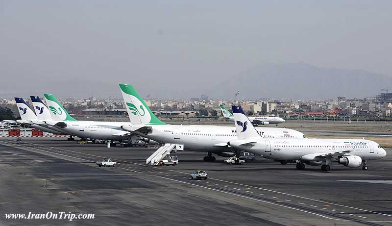 Imam Khomeini Airport Tehran Iran