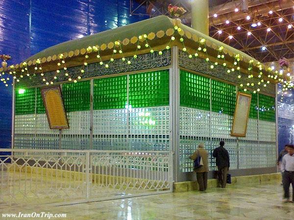 Imam-Khomeini's-shrine-Tehran-Iran