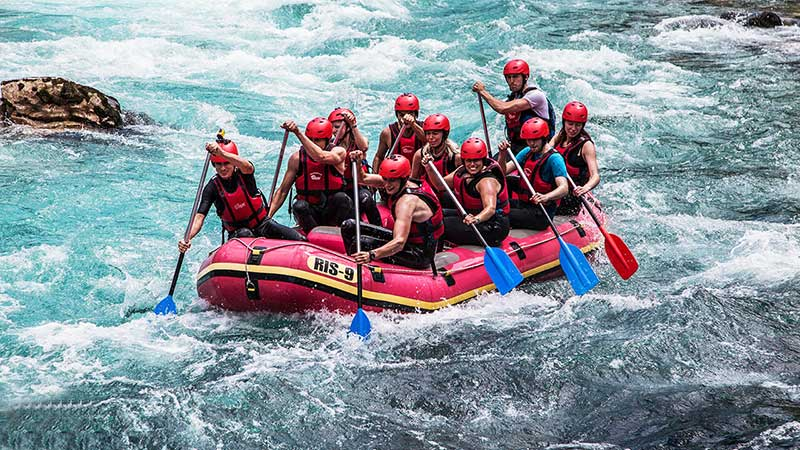 Iran Rafting Adventurous Tours