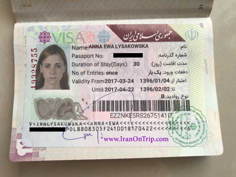Iran begins issuing 30 days Visa on Arrival - Iran Visa