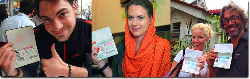 Iran begins issuing 30 days Visa on Arrival