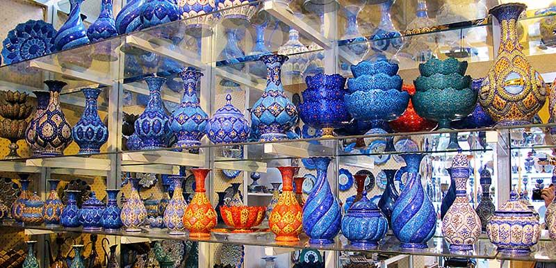 Iranian Art - Art os Isfahan