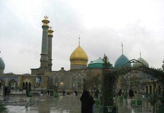 Shah-Abdol-Azim-shrine-(Ray)-Tehran
