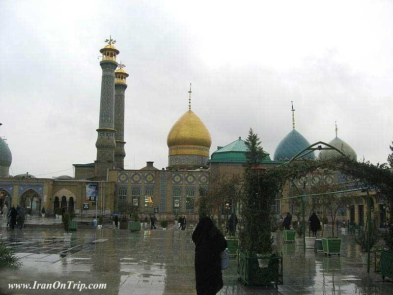 Shah Abdol Azim shrine (Ray)