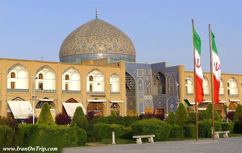 Sheikh Lotfollah Mosque of Esfahan