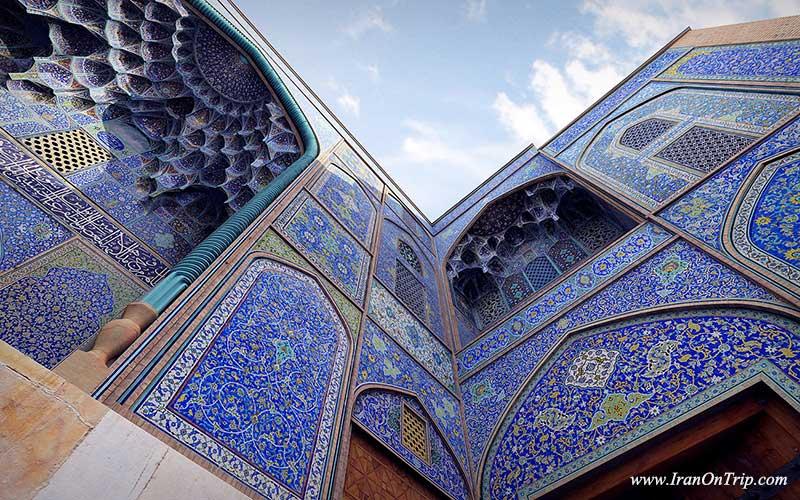 Sheikh-Lotfollah-Mosque-Isfahan-Iran