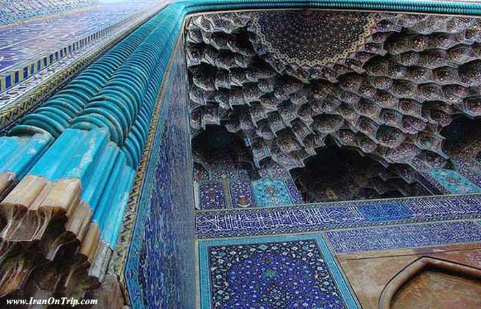 Sheikh-Lotfollah-Mosque Isfahan Iran