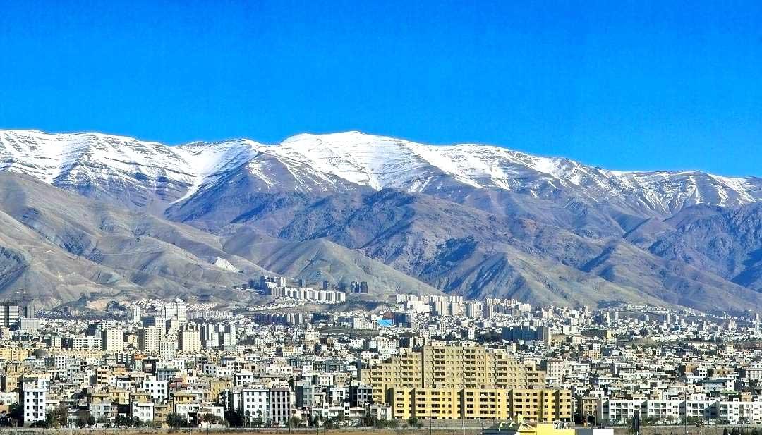 Tehran Climate