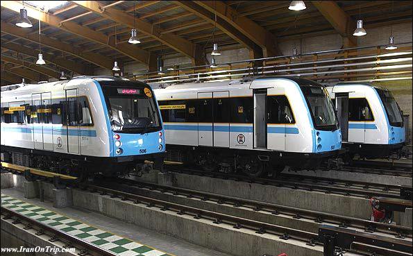Tehran-Metro-Express-Line