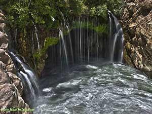 Ab Malakh & Shalura Waterfall