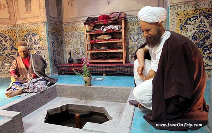 Ali-Gholi-Agha-Bathhouse-Isfahan-Iran
