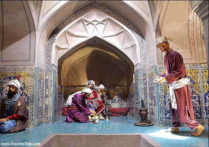Ali Gholi Agha Bathhouse Isfahan Iran