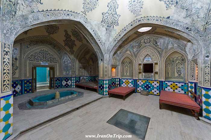 Sultan Amir Ahmad Bathhouse Kashan -Isfahan