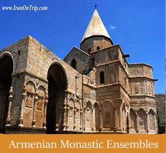 Armenian Monastic Ensembles - Iran's Historical Sites in The UNESCO List