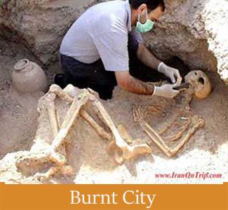 Burnt City in Zabol - Iran's Historical Sites in The UNESCO List