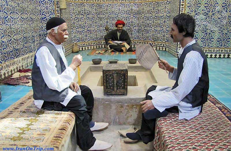 Gang Ali Khan Bathhouse Kerman Iran