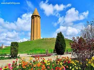 Gonbad-e Qabus Gorgan Iran