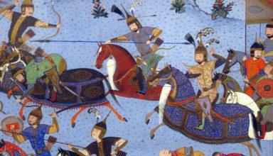 Iranian-Miniature -Isfahan Miniature - Iranian Art - Persian Art