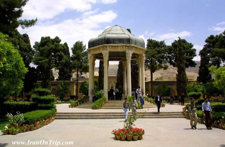 Khwaja Shams-ud-Din Muhammad Hafez-e Shirazi - Persian Poets - Iranian Poets - The Eminent Iranian Poets - Poets of Iran
