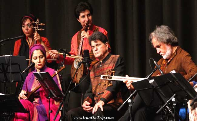 Music of Iran - Iranian Art - Persian Art