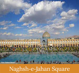 Naghshe Jahan Square - Emam SQ - Iran's Historical Sites in The UNESCO List
