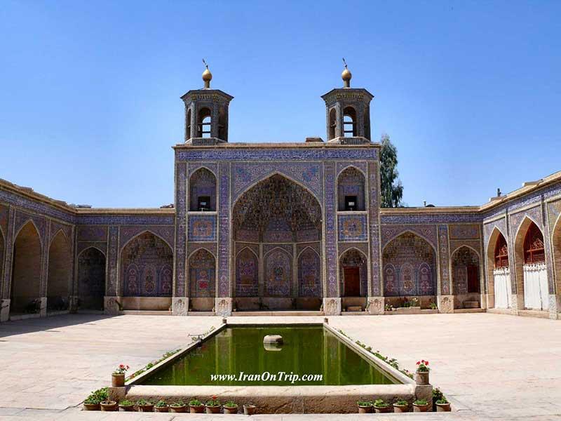 Shiraz Nasir al-Mulk Mosque