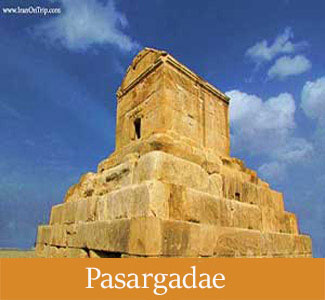 Pasargadae - Iran's Historical Sites in The UNESCO List