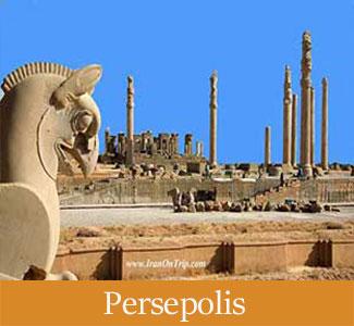 Persepolis - Iran's Historical Sites in The UNESCO List