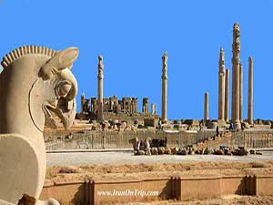 All about Persepolis in Shiraz - Takht-e Jamshid