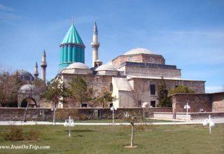 Rumi - Jalal ad-Din Muhammad Balkhi - Poets of Iran