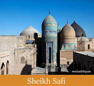 Sheikh Safi in Ardebil - Iran's Historical Sites in The UNESCO List