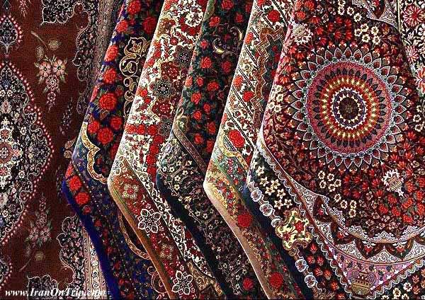 The Persian Rug - Iranian Rug - Iranian Art - Persian Art