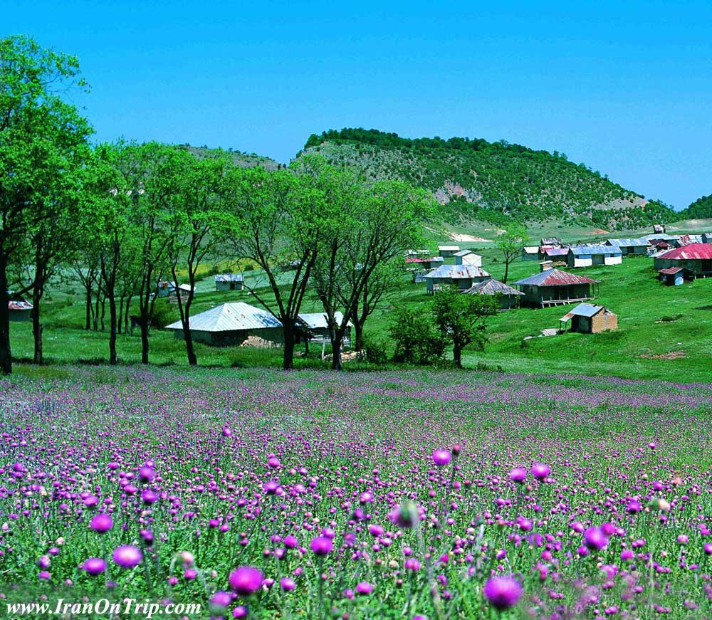 Jahan nama village - Golestan Tourist Attractions