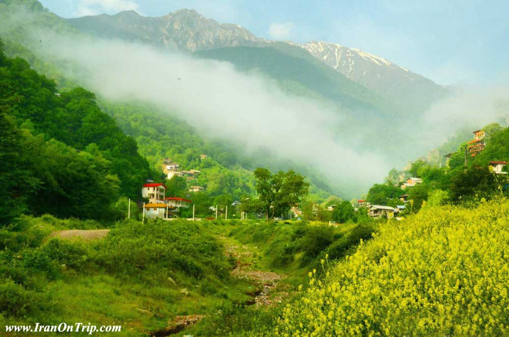 Khulindareh village- Golestan Tourist Attractions