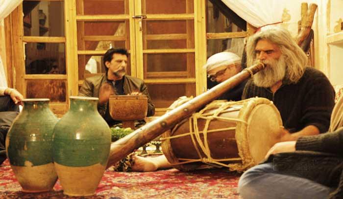در مورد مازیار آل داوود در روستای کویری گرمه