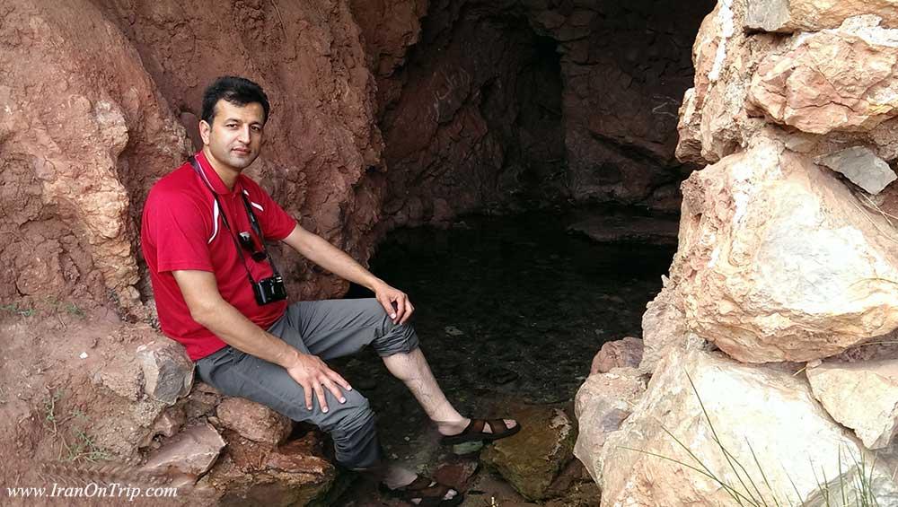 محمد جعفری مدیر وب سایت گردشگری ایران در سفر