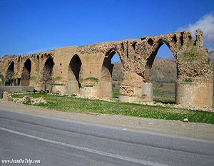 Ashkan Bridge - Historical Bridges of Iran - Old Bridges of Iran
