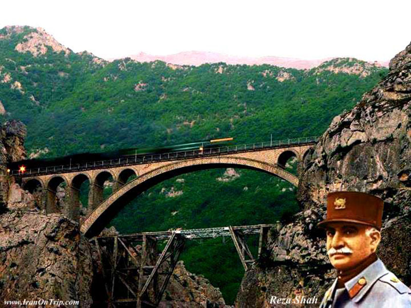 Veresk Bridge - Historical Bridges of Iran