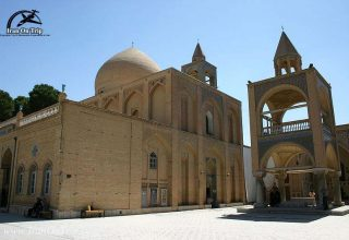 Historica Isfahan Churches - Historical Churches at Jolfa of Esfahan