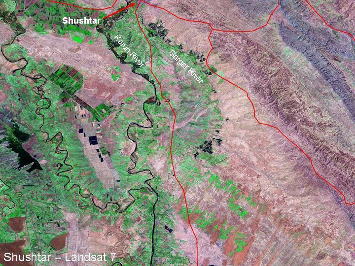 plains of Iran