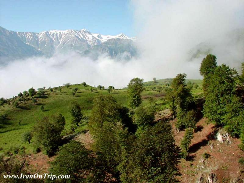 Dohezar Valley - Valleys of Iran