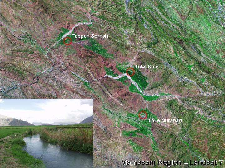 Mamasani plain - plains of Iran
