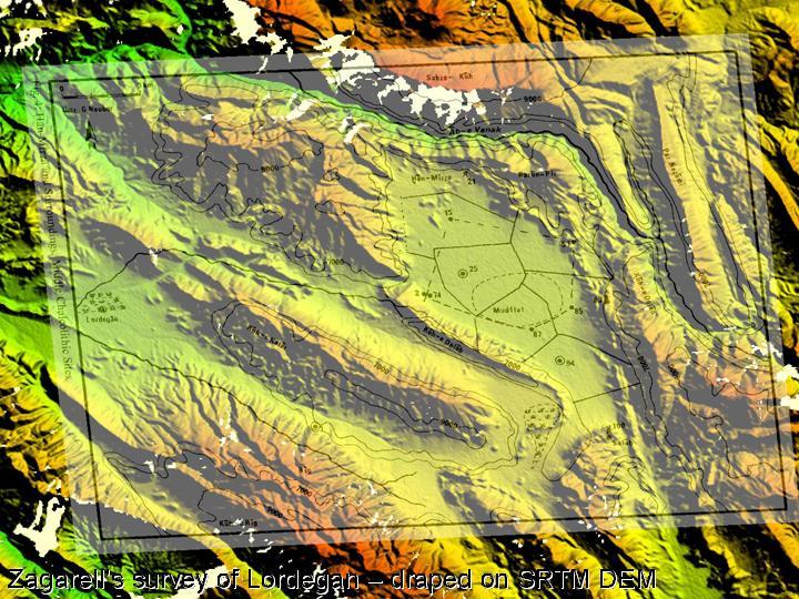 Lordegan - plains of Iran