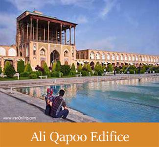 Ali Qapoo Edifice in Isfahan - Historical Palaces of Iran