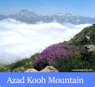 Azad Kooh Mountain - Mountains of Iran