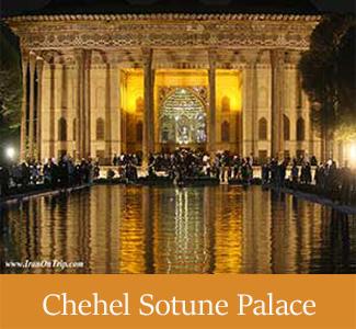 Chehel Sotune Palace in Isfahan - Historical Palaces of Iran